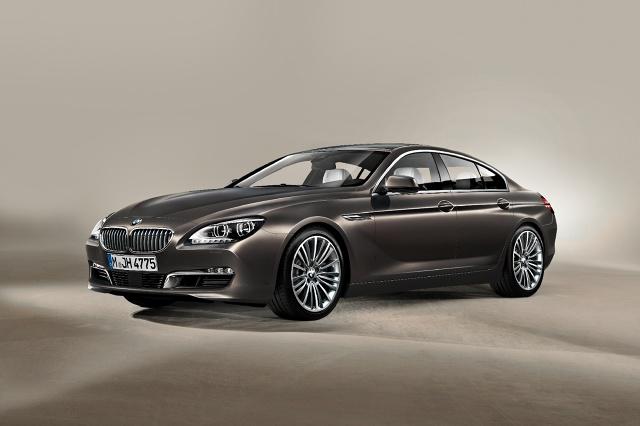 zdjęcie BMW 6 Grand Coupe