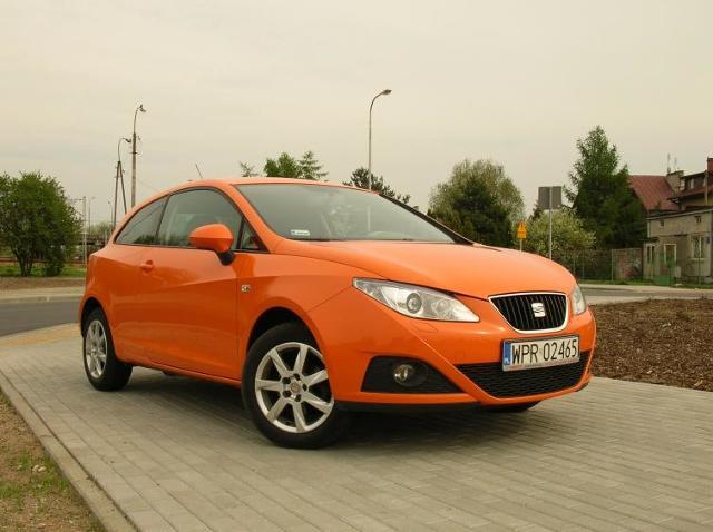 Testujemy: Seat Ibiza 1.6 DSG - dodawanie biegów