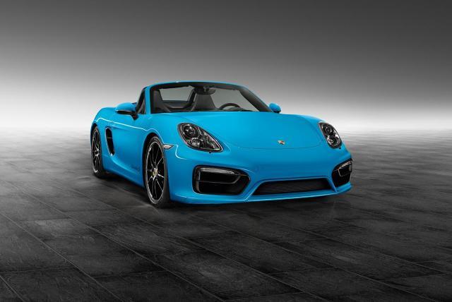 Porsche Boxster S / Fot. Porsche Exclusive