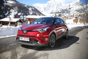 Używana Toyota C-HR (od 2016 r. ). Wady, zalety, sytuacja rynkowa
