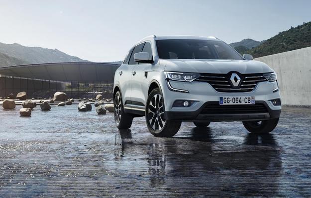 Renault Koleos / Fot. Renault