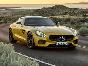 Mercedes-Benz AMG GT I Coupe