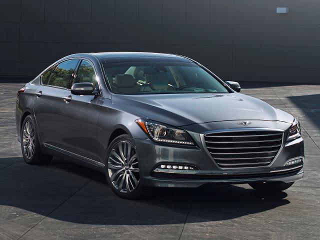 zdjęcie  Hyundai Genesis