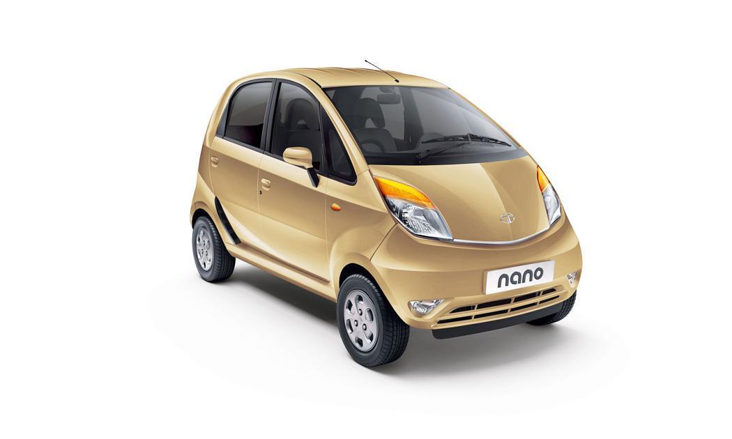 tata Nano / Fot. Tata Motors