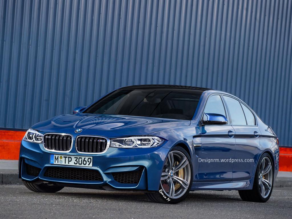 BMW M5 / Fot. RM Design