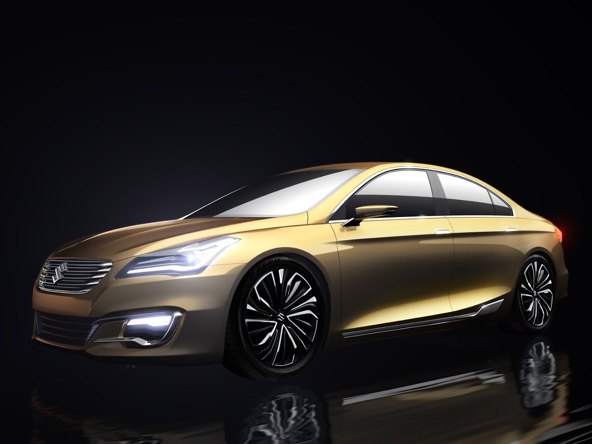 Suzuki Authentics concept / Fot. Suzuki