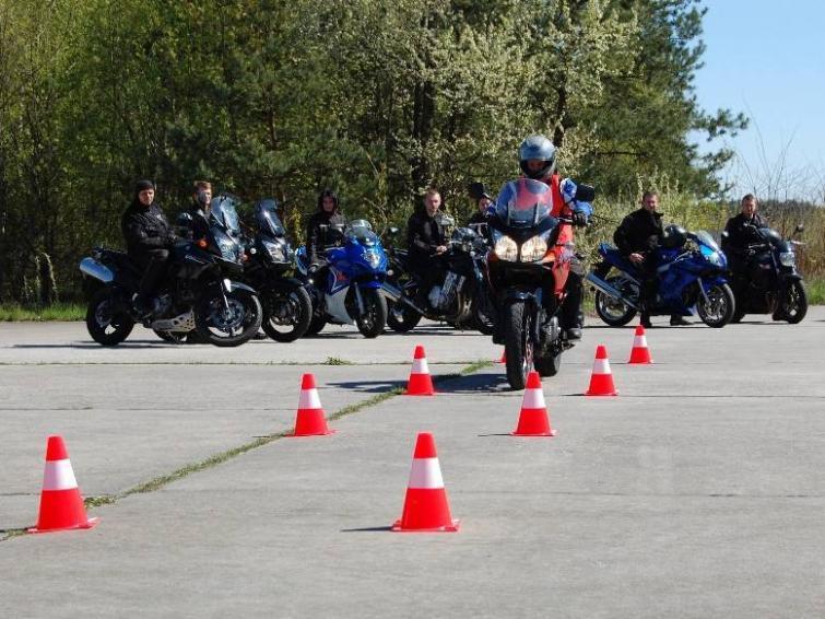 Startuje Suzuki Shell Moto Szkoła 2012