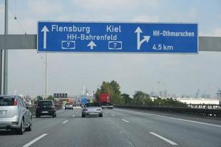 Autostrada. Czy na niemieckich autostradach pojawi się limit prędkości? Jest decyzja