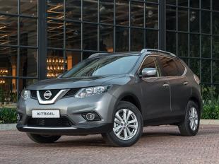 Nissan X-trail III (2013 - teraz)