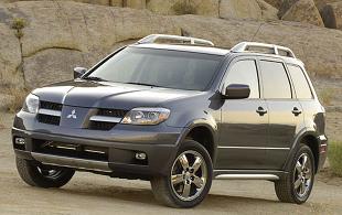 Mitsubishi Outlander I (2001 - 2006) SUV