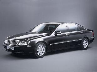 Mercedes-Benz Klasa S W220 (1998 - 2006)