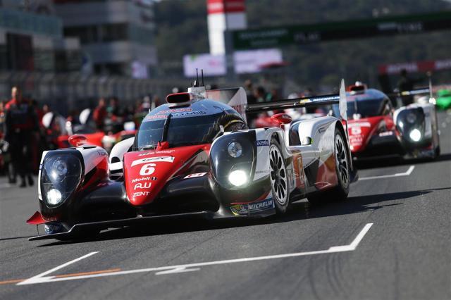 Zespół Toyota Gazoo Racing zajął pierwsze miejsce w 6-godzinnym wyścigu na torze Fuji. Jest to pierwsze zwycięstwo Toyoty w tym sezonie FIA World Endurance Championship.  Fot. Toyota
