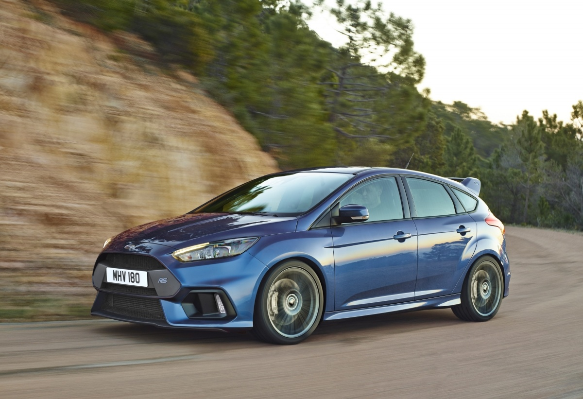 Ford Focus RS / Fot. Ford
