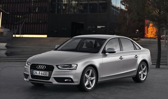 Audi A4 B9 Zadebiutuje W 2014 Roku