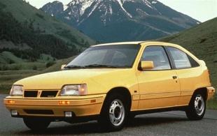 Pontiac Le Mans (1988 - 1993) Hatchback