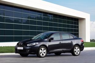 Renault Fluence (2009 - teraz) Sedan