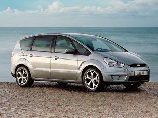 Ford S-MAX (2006 - teraz) MPV