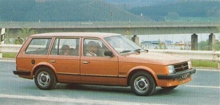 Opel Kadett D (1979 - 1984) Kombi