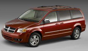 Dodge Caravan / Grand Caravan V (2007 - teraz) Van