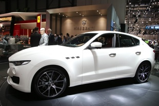 Maserati Levante / Fot. Newspress