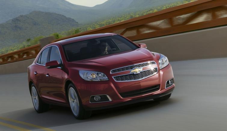 Nowy Chevrolet Malibu zadebiutuje w Szanghaju