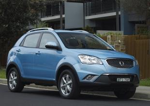 Ssangyong Korando III (2010 - teraz) SUV