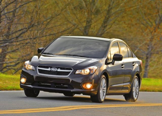 zdjęcie Subaru Impreza