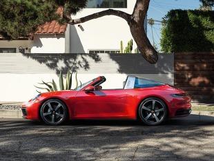 Porsche 911 Targa. Dach rozłożymy w 19 sekund