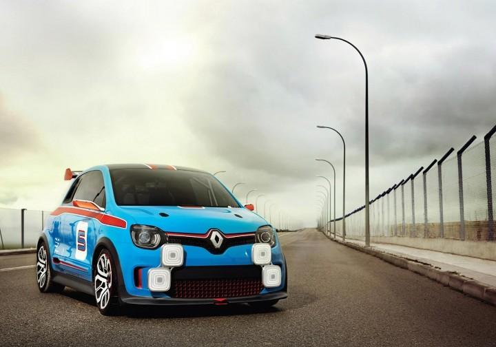 Renault Twin Run / Fot. Renault