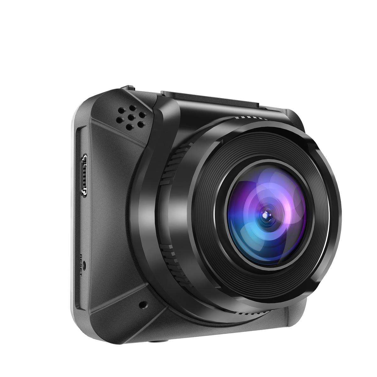 NAVITEL NR200 nagrywa materiał wideo w rozdzielczości Full HD. Kamerę wyposażono w 2-calowy wyświetlacz o rozdzielczości 480x240, procesor MStar MSC8336 i sensor optyczny SC2363 z obsługą night vision.  Fot. materiały producenta