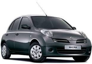 Nissan Micra III (2002 - 2010) Hatchback