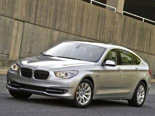 BMW SERIA 5 VI (F07/F10/F11) (2010 - teraz) Hatchback [F07]