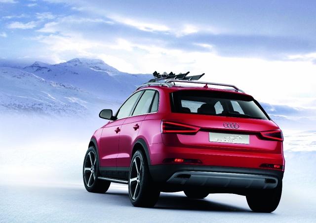 Audi Q3 - zdjęcie Audi Q3 - foto