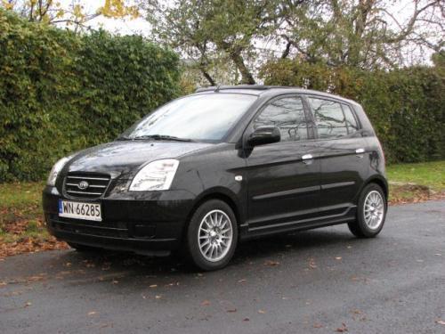 Fot. Maciej Pobocha: Kia Picanto to niewielkie auto, które szczególnie dobrze sprawdza się w miejskich warunkach.