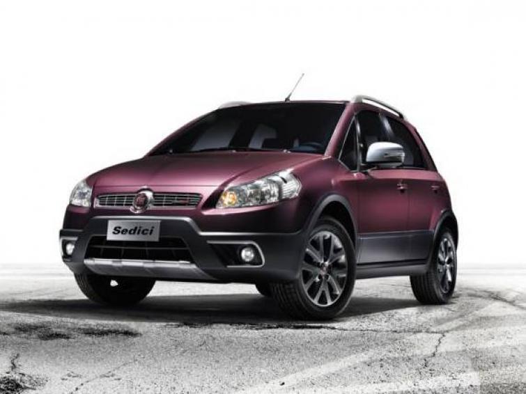 Fiat Sedici 2012 już w salonach (zdjęcia)