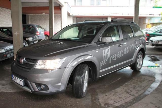 Testujemy: Fiat Freemont - Dodge po włosku