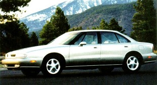 Oldsmobile Eighty - Eight X (1992 - 1999) Sedan