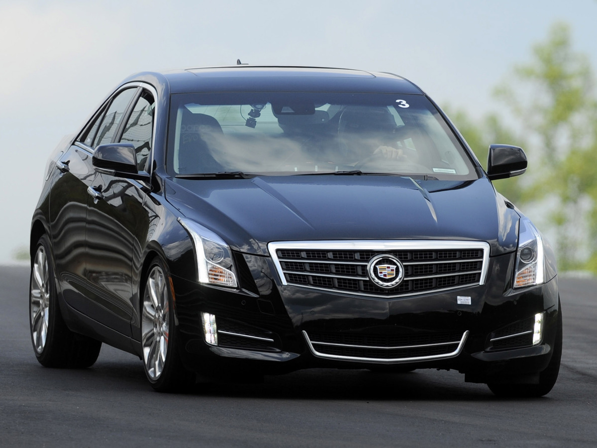 Cadillac ATS / Fot. Cadillac