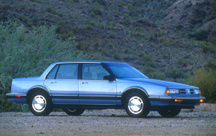 Oldsmobile Eighty - Eight IX (1986 - 1991) Sedan