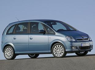 Opel Meriva A (2002 - 2010) Hatchback