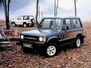Mitsubishi Pajero I (1982 - 1991) SUV