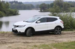 Hyundai Tucson kontra Nissan Qashqai  Ulubione SUV-y Polaków jak równy z równym walczą między sobą o jak najwyższe lokaty na podium rankingu sprzedaży swojego segmentu. Który z nich jest lepszy w bezpośrednim starciu?  fot. Motofakty.pl