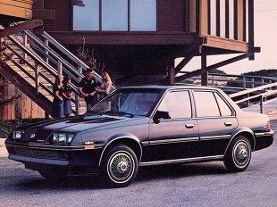 Buick Skyhawk II (1982 - 1989) Sedan