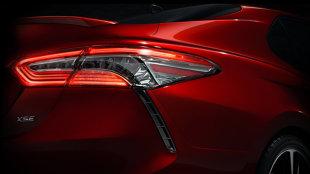 Toyota Camry nowej generacji