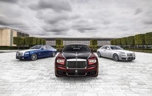 Rolls-Royce. Historyczny wynik w dziejach firmy. Tyle aut jeszcze nie sprzedano