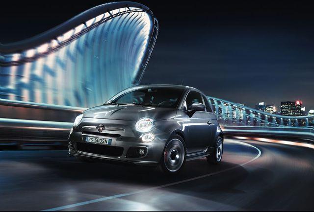 zdjęcie Fiat 500 S