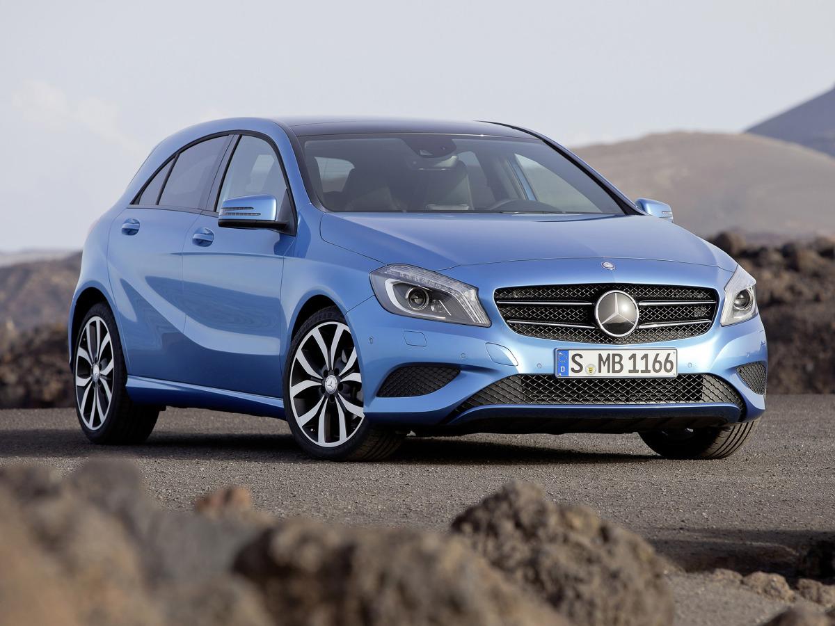 Mercedes-Benz Klasa A, Fot: Mercedes-Benz