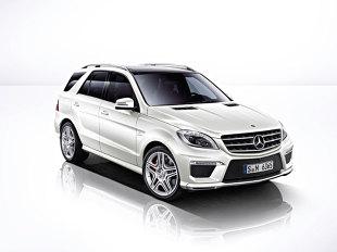 Mercedes-Benz Klasa ML W166 (2011 - teraz)