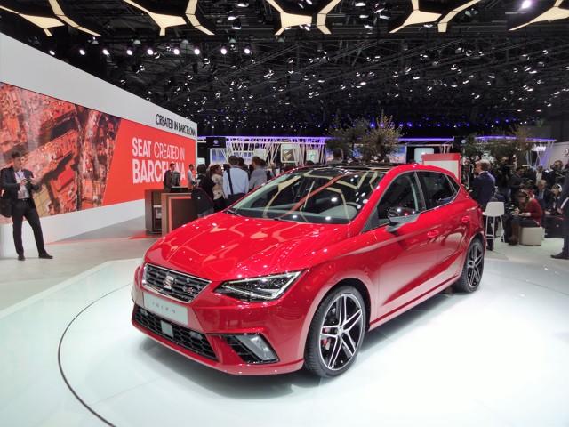 Seat Ibiza V  Przewidziano cztery wersje wyposażeniowe: Reference, Style oraz - topowe - FR i XCellence . Dwa ostatnie oferowane będą w takiej samej cenie.  Fot. Tomasz Szmandra