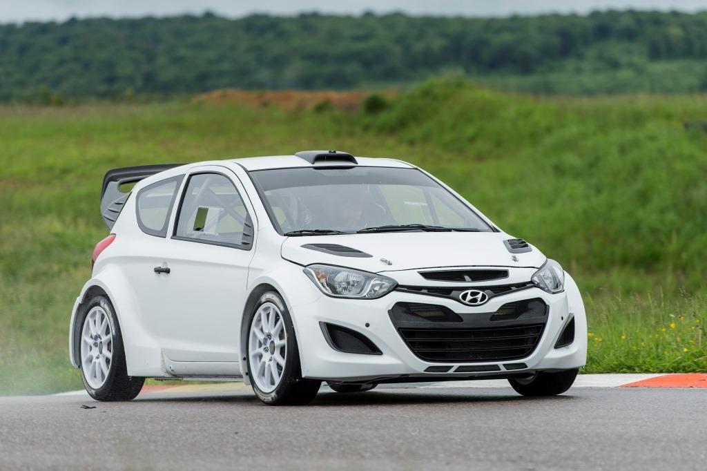 Hyundai i20 WRC, Fot: Hyundai